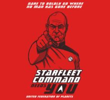 Starfleet Command enlist by AndreusD