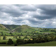 Thorpe Cloud June 2013 Photographic Print