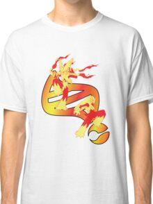 Mega Blaziken Evolution Classic T-Shirt