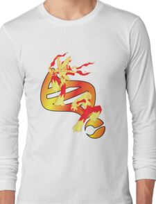 Mega Blaziken Evolution Long Sleeve T-Shirt