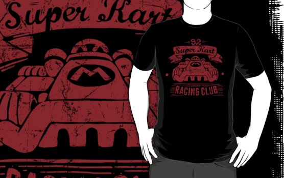 Kart Racing Club by Azafran