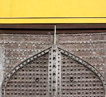 Regent Doors by Stephen Mitchell