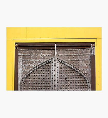 Regent Doors Photographic Print