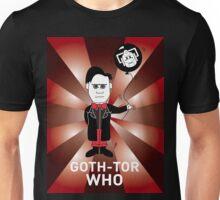 GOTH DR WHO T-SHIRT 2 Unisex T-Shirt