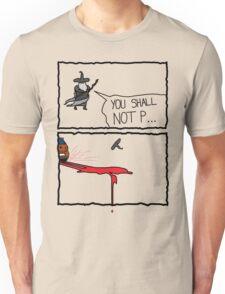 Poor Gandalf  Unisex T-Shirt