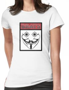 V de vendetta  Womens Fitted T-Shirt