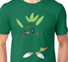 Pokemon - Minimalist Chespin Unisex T-Shirt