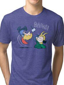Master of Mischief Tri-blend T-Shirt