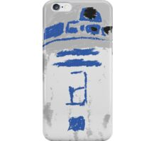 Droid Paint iPhone Case/Skin