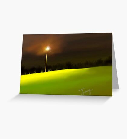 England- Countryside Greeting Card