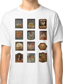 12 pubs  Classic T-Shirt