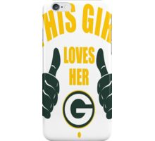 THIS GIRL LOVES HER G SPOT iPhone Case/Skin