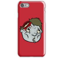 Zombie Head iPhone Case/Skin