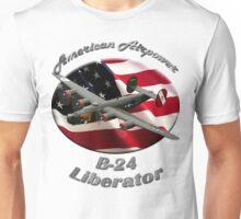 B-24 Liberator American Airpower Unisex T-Shirt