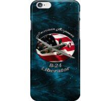 B-24 Liberator American Airpower iPhone Case/Skin