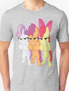Cutie Mark Crusaders Evil Villians T-Shirt