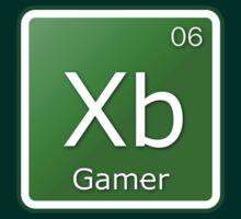 Element of the Gamer (Xb) by justinglen75