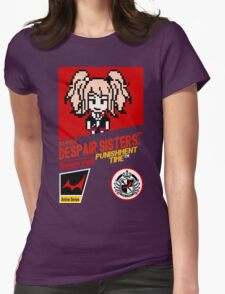 Super Despair Sisters-Danganronpa Parody Shirt Womens Fitted T-Shirt