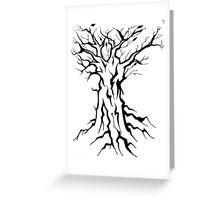 The Milestone Tree Greeting Card