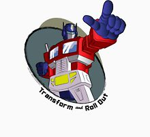 Optimus Prime - Transform and Roll Out T-Shirt
