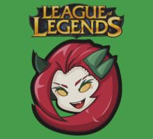 Zyra - League of Legends by 8BitWorks