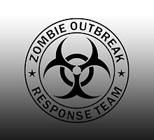 Zombie Outbreak Response Team  by Tony  Bazidlo