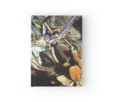 Caribbean Reef Lobster   Hardcover Journal