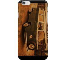 Retro 80's Van iPhone Case/Skin