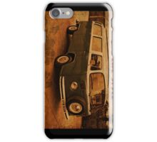 Retro 80's Van iPhone Case/Skin