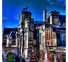 Chateau d'Anet #2 Photographic Print