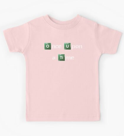 Once Upon a Breaking Bad Kids Tee
