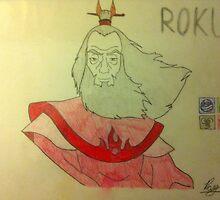 Avatar Roku by Raymond Park