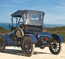 1915 Ford Model T Roadster VI by DaveKoontz
