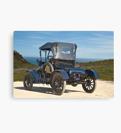 1915 Ford Model T Roadster VI Canvas Print