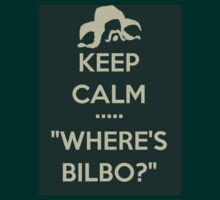 Keep Calm... Where's Bilbo by PippinT