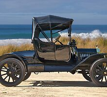 1915 Ford Model T Roadster VII by DaveKoontz