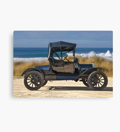 1915 Ford Model T Roadster VII Canvas Print