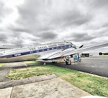 Vintage Jet by Chris Donner