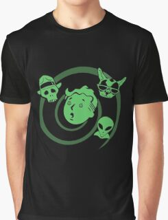 Wild Wasteland Perk - Fallout Graphic T-Shirt