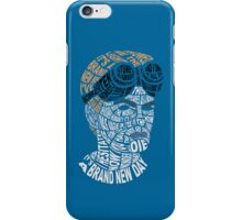 Doctor Horrible iPhone Case/Skin
