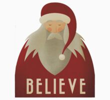 Believe Santa by PleaseBuy