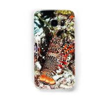 Caribbean Spotted Spiny Lobster at Night Samsung Galaxy Case/Skin