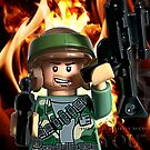 Lego Rebels Wants You! by Mark Dobson