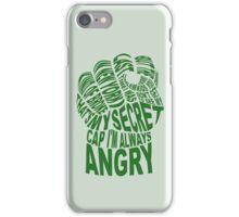 Fist iPhone Case/Skin