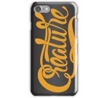 Creative iPhone Case/Skin