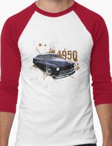1950 Merc Men's Baseball ¾ T-Shirt
