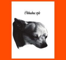 Chihuahua dog Kids Clothes