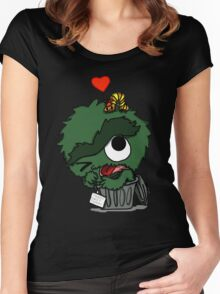 Oscar LOVE Women's Fitted Scoop T-Shirt
