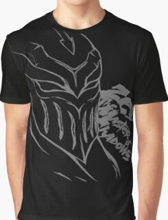 Zed The Master of Shadows | League of Legends Graphic T-Shirt