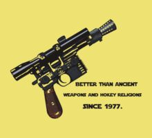 Better than ancient weapons and hokey religions since 1977 by NostalgicColour